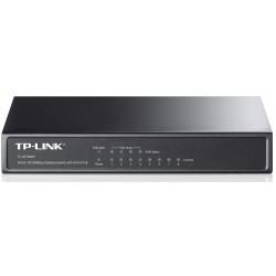 Switch TP-Link 8 Ports 10/100M + 4 Ports POE