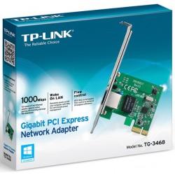 Carte Réseau Gigabit PCI Express X1 10/100/1000