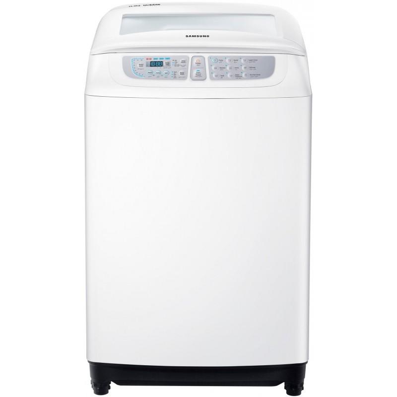 Machine à laver à chargement par le haut Samsung 15Kg   Blanc abfc5a4f5210