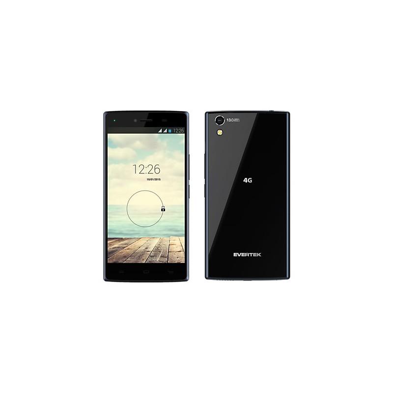 Téléphone Portable Evertek EverAllure II / Double SIM / Noir