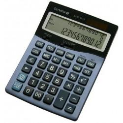 Calculatrice de bureau 12 chiffres Olympia LCD 4312