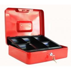 Caisse de monnaie GM DL9004 / Rouge