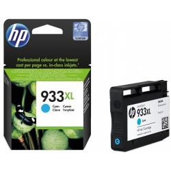 Cartouche HP Cyan 933XL Grande Capacité Originale
