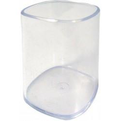 Porte Stylo ARDA CLASSIC en plastique / Transparent