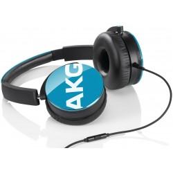 Casque Audio Akg Y50 Pliable Avec Câble Détachable Et Micro Pour