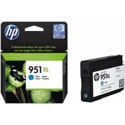 Cartouche Originale Grande Capacité HP 951XL / Cyan