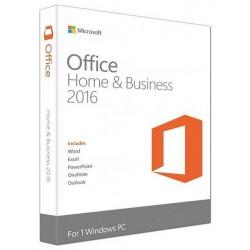 Microsoft Office Home & Business 2016 pour Windows - Français