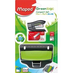 Kit Agrafage 3 pièces Maped GreenLogic