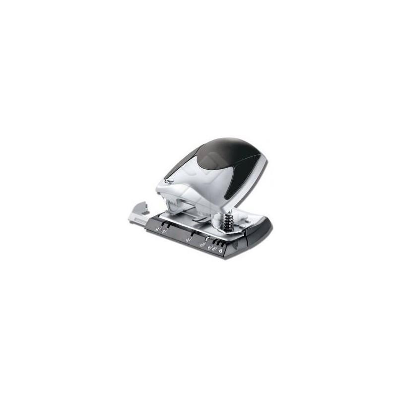 Perforateur Maped Ergologic 2 trous 15/20F / Noir