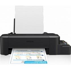 Imprimante a réservoir intégré Couleur Epson L130 + 4 Bouteilles