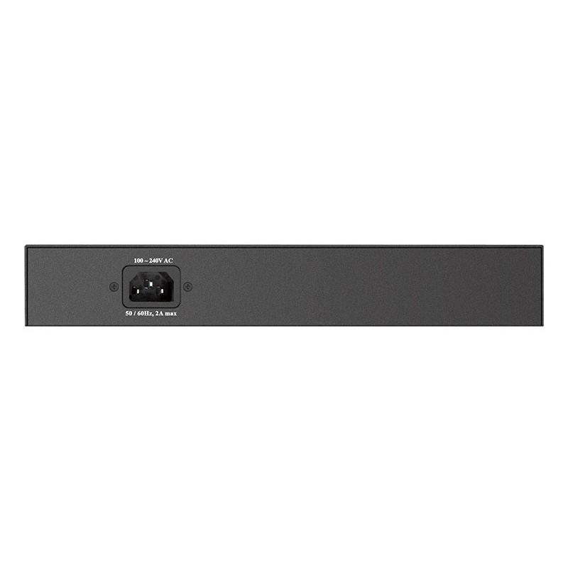 Switch D-Link Gigabit 8 ports 10/100/1000 Mbps PoE