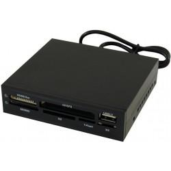 Lecteur de cartes USB All-in-one