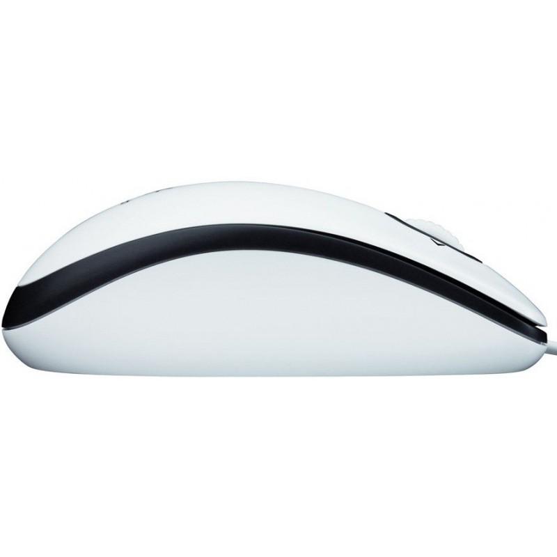 Souris Optique Logitech USB M100 / Noir