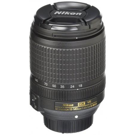 Objectif Nikon Nikkor 18-140 mm