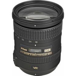 Objectif Pour Appareils Photos Nikon Nikkor 18 - 200 mm