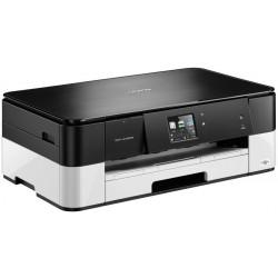 Imprimante Multifonction Jet d'encre couleur 4-en-1 / Wifi