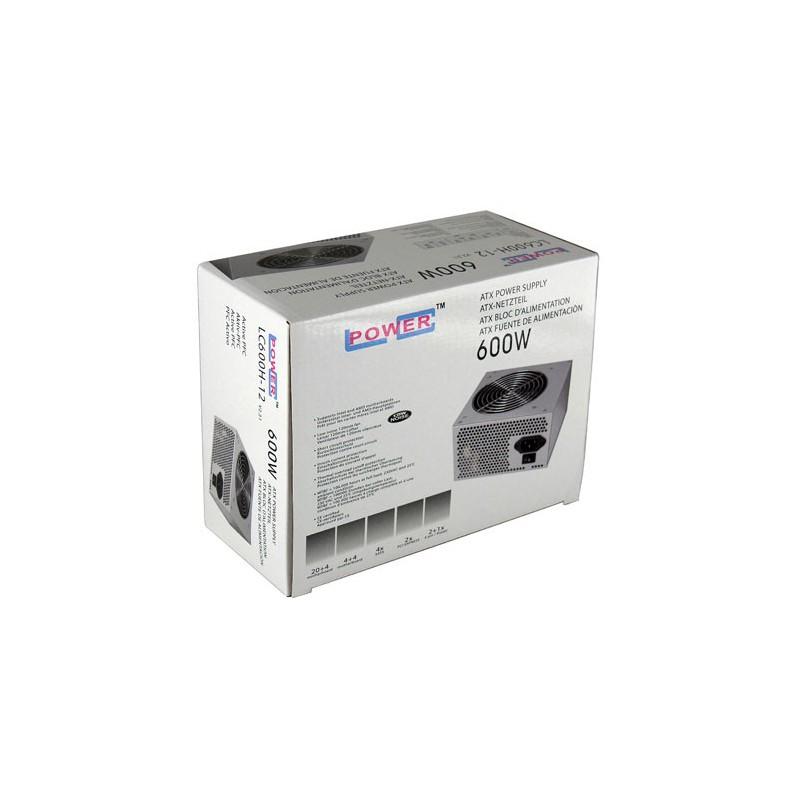 Alimentation LC-POWER LC600H-12-V2.31 / 600W