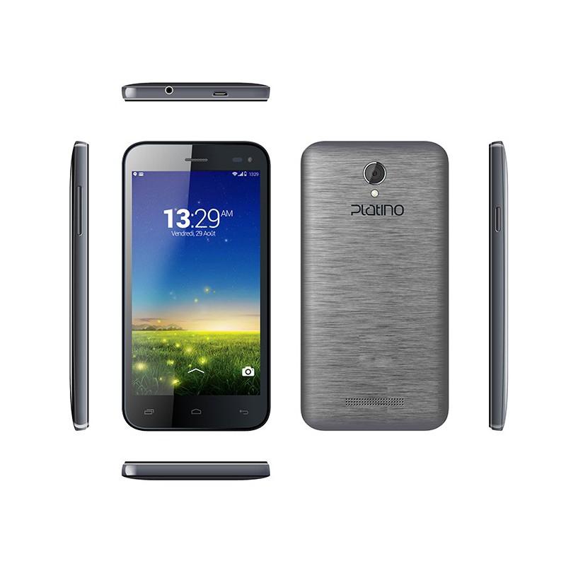 Téléphone Portable Platino Venus   Double SIM   Silver + SIM Offerte 372c2bce97b