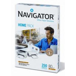 Rame papier Navigator A4 160g/m² Extra Blanc / 250 Feuilles