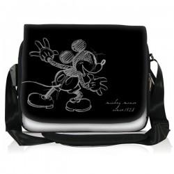 """Sacoche 15.6"""" Mickey Noir"""