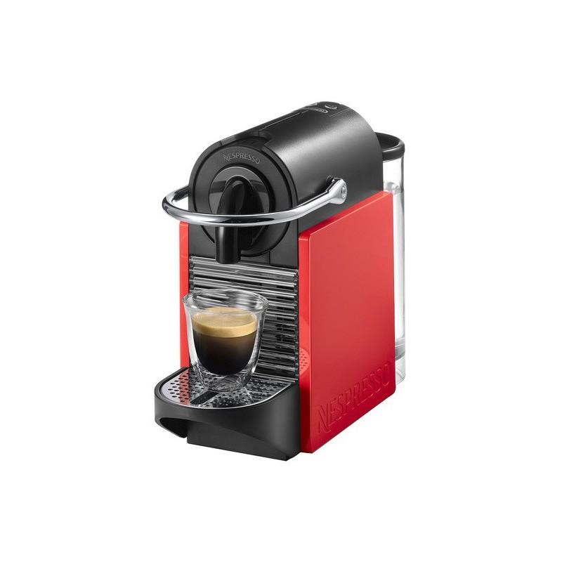 machine caf capsule pixie clips rouge blanc. Black Bedroom Furniture Sets. Home Design Ideas