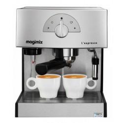 Machine à café Expresso Chrome Mat Magimix