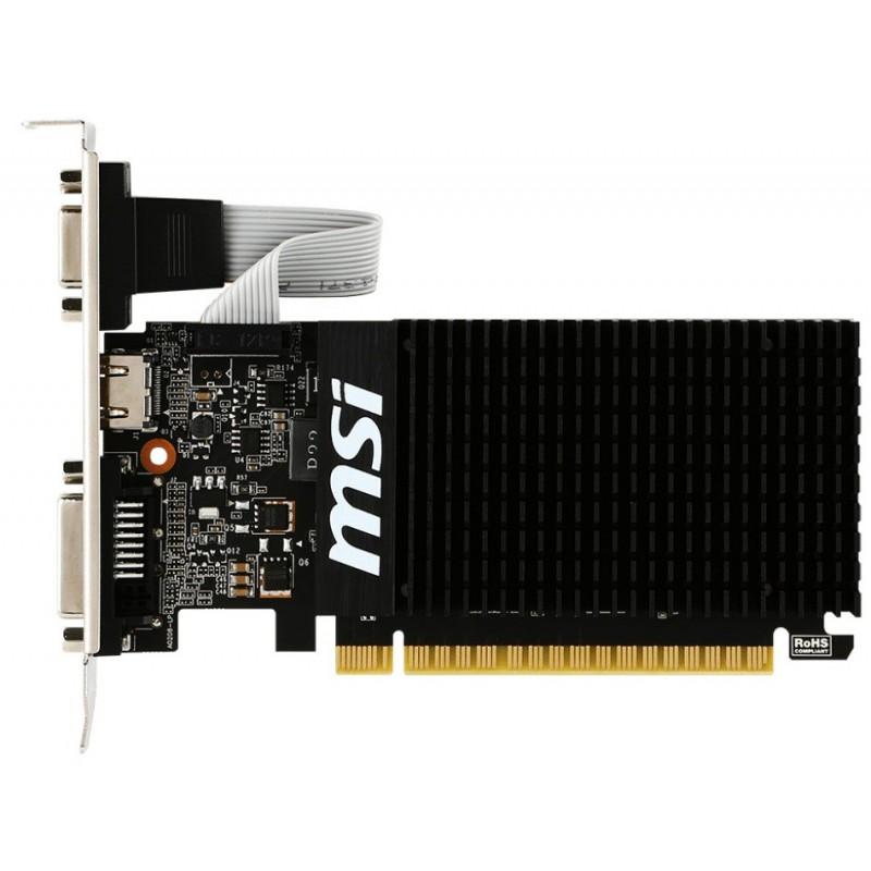 Carte graphique MSI GeForce GT 730  / 4 Go DDR3 N730-4GD3V2