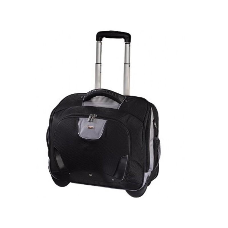 malettes de portables hama malette roulette jersey 15 6. Black Bedroom Furniture Sets. Home Design Ideas