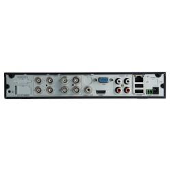 Enregistreur AHD DVR Analogique H.264 / 4 Canaux