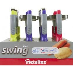 Eplucheur 2 voies Metaltex Swing