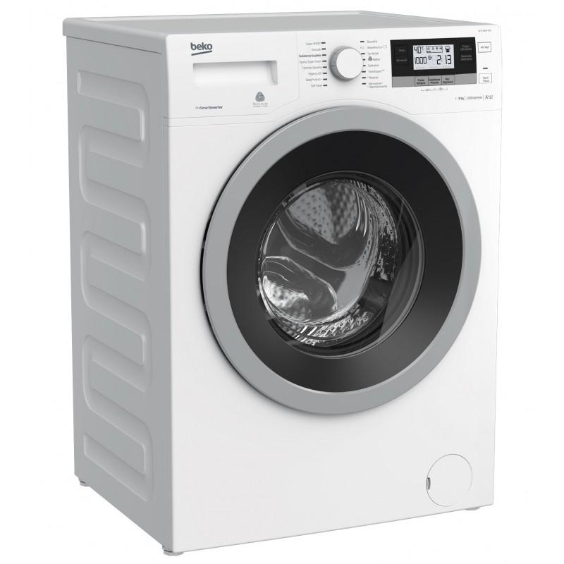 machine laver automatique beko 8 kg blanc. Black Bedroom Furniture Sets. Home Design Ideas