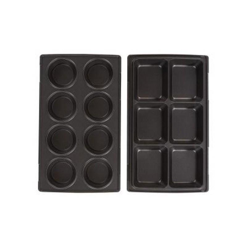 Appareil 2 en 1 brownies et cupcakes DomoClip DOP130