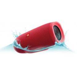 Enceinte Bluetooth portable JBL Charge 3 / Rouge