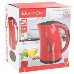 Bouilloire DomoClip DOM298RN / 1.7 L