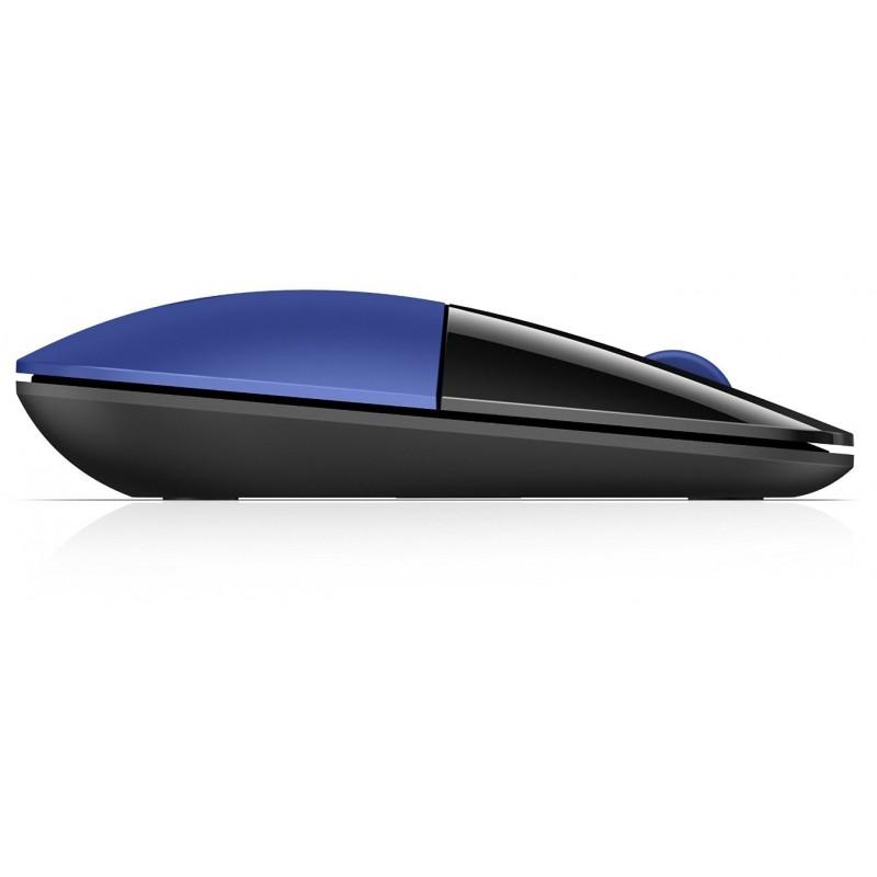 Souris sans fil HP Z3700 Bleu