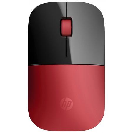 Souris sans fil HP Z3700 Rouge