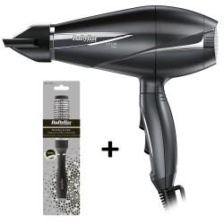 Sèche Cheveux Babyliss Pro Light 2100W + Brosse Brushing 28mm