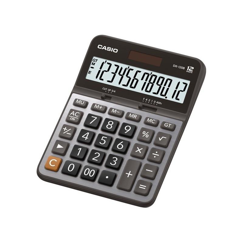 Calculatrice Casio DX-120B