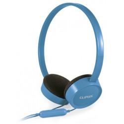 Casque stéréo Multimédia Cliptec KIDS-CHAT BMH335 / Bleu