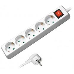 Multiprise 5 prises avec Interrupteur STIEL R34331