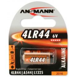 Pile Ansmann Alcaline 4LR44 / 6V