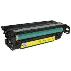 Toner Adaptable HP 504A / Yellow