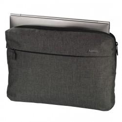 "Sacoche rigide Hama ""Tech-Fabric"" pour PC portable 11.6"" Noir"