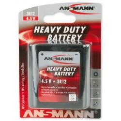 Pile Ansmann Zinc-carbon 3R12 / 4.5V 2000mAh
