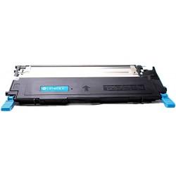 Toner Adaptable Samsung CLP407/409 / Cyan