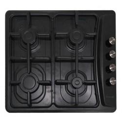 Plaque de cuisson Elleti 12227N / 60cm / Noir