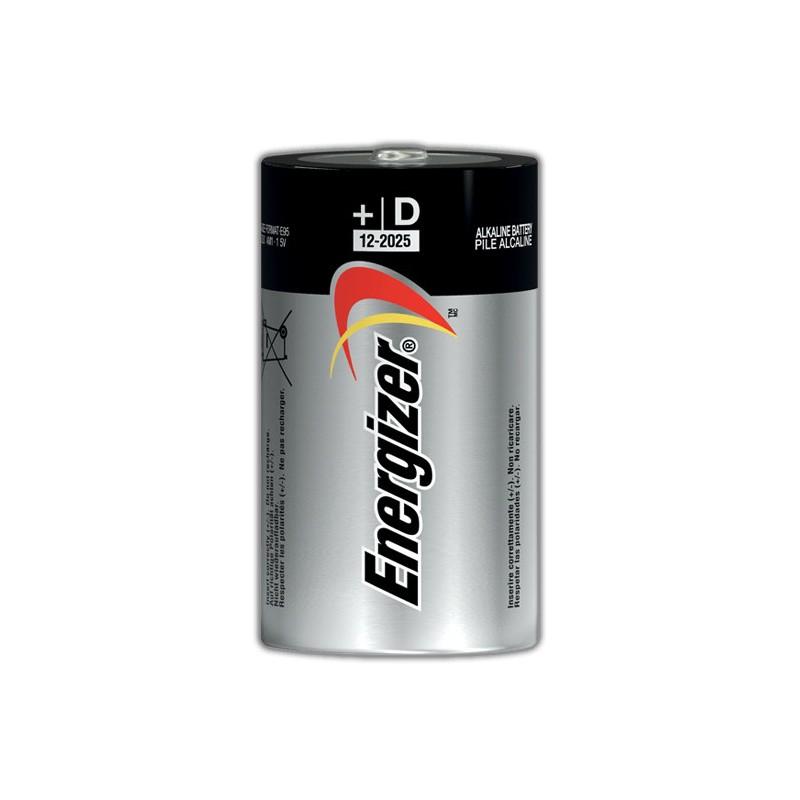 2x Piles Energizer Max D