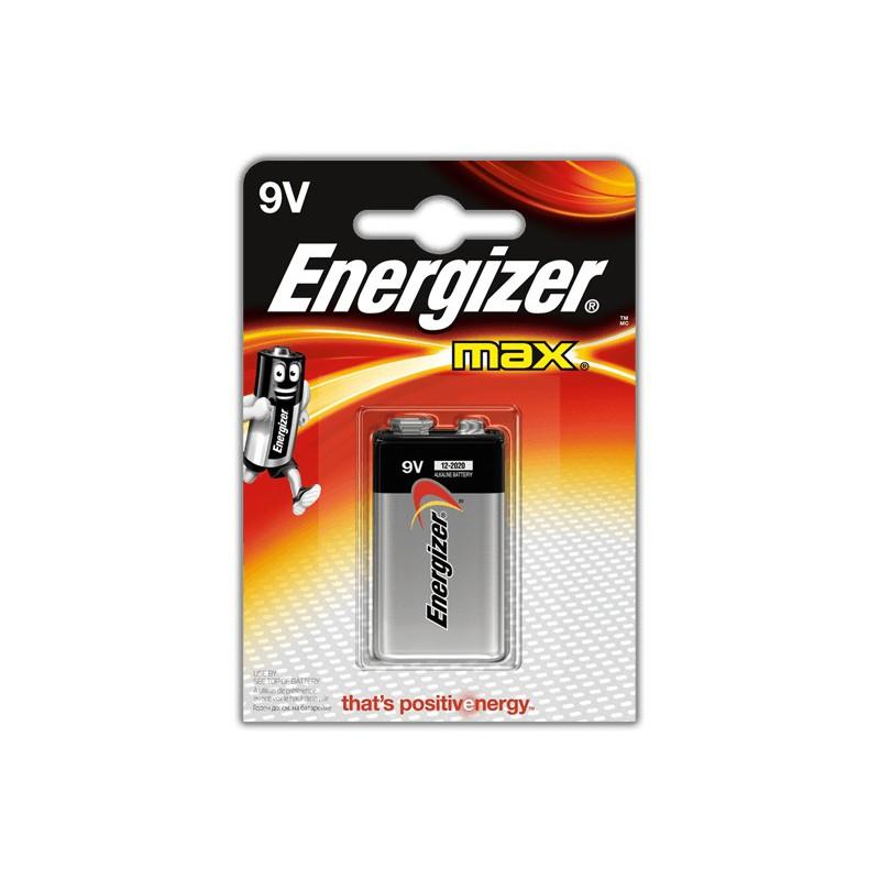 Pile Energizer Max 9V