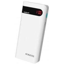 Power Bank ROMOSS Sense 6P / 20 000 mAh avec Afficheur