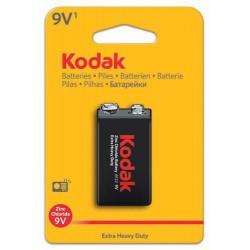 Pile Kodak Extra Heavy Duty 9V